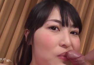 Sweet Asian woman property say no to pussy licked
