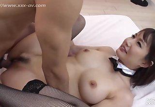 Hot asian damsel amateur porn clip