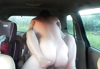 fuck a married woman in car