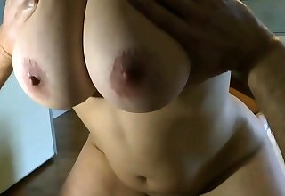 a busty double facial weekend
