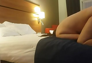 step lady affection step mom pussy into hotel room