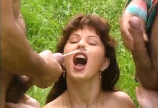 Sex Cumshot Facial Outdoor