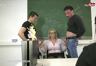 MyDirtyHobby - Professor Tatjana-Young unclean lessons