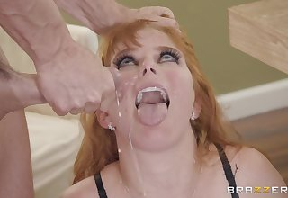 facial and cum in mouth are things that Penny Pax adores far a lover