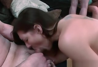 College coeds cocksucking and pussyfucking