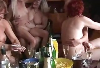 Mature and Young Fucking Each Other in a Swinger Party