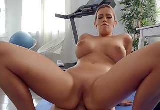 Hardcore POV action leads the MILF upon wild orgasms