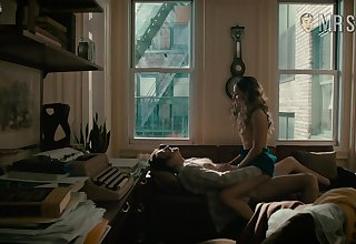 Hot American actress from Russia Margarita Levieva and her conjoin scenes
